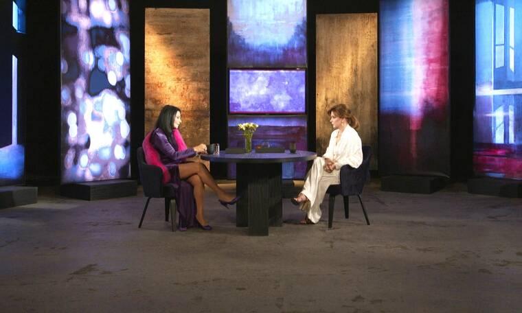 Προσωπικά: Η Έλενα Κατρίτση συναντάει την Ζωζώ Σαπουτζάκη