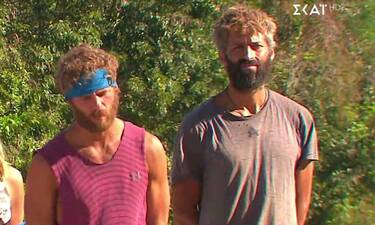 Survivor: Εκτός αγωνίσματος Chris και Παππάς - Πέρασαν στην αντεπίθεση!