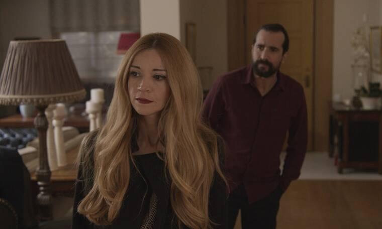 Έξαψη: Ο Αλέξανδρος έρχεται αντιμέτωπος με τη σχέση Εβίτας - Κωστή