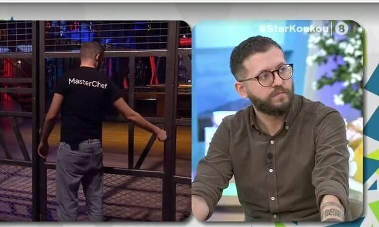 MasterChef: Ο Αλέξανδρος Ακριτίδης αποχώρησε και ανακοίνωσε ότι παντρεύεται