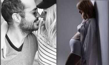Μαρία Ηλιάκη: Το μοναδικό βίντεο από τη βόλτα με τον Στέλιο της και το απόλυτο στυλ της εγκυμονούσας