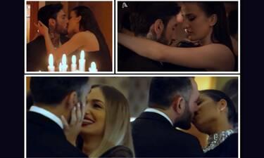 Battle of the Couples: Πλάνα από το αποψινό πρώτο πάρτι στη βίλα! Ο ερωτισμός και τα τρυφερά φιλιά!