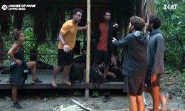 Survivor: Τσαμπουκάς ανάμεσα σε Σάκη και James! Παραλίγο να πιαστούν στα χέρια!