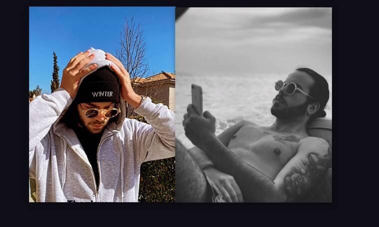 Άγγελος Λάτσιος: Η μοναδική selfie μέσα από το σπίτι του – Θα ξετρελαθείς με το νέο του look!
