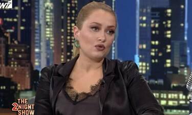 Ιωάννα Ασημακοπούλου: «Έχω αρνηθεί να συνεργαστώ με ανθρώπους για να προστατευτώ»