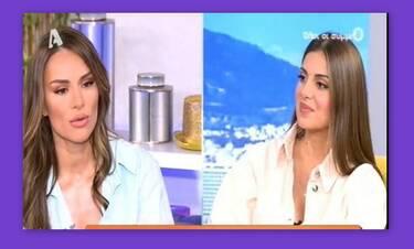 Ελένη Τσολάκη: Αποκάλυψε στην Τσιμτσιλή γιατί απουσιάζει από την τηλεόραση