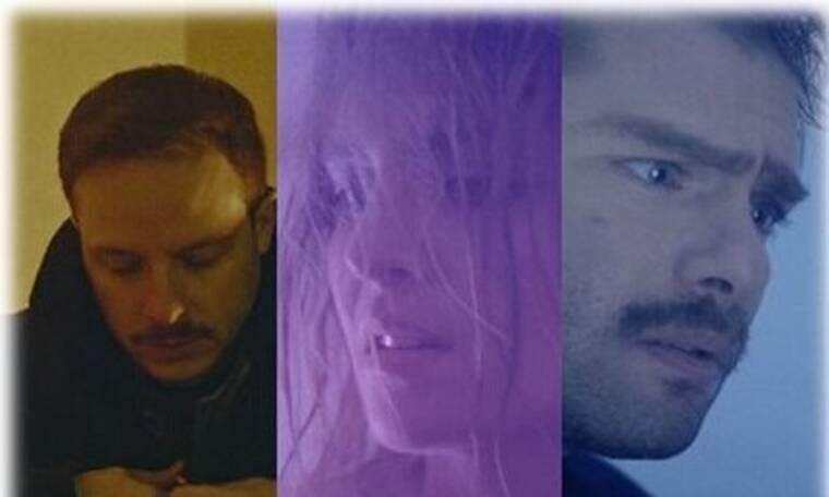 Δημήτρη Μακαλιάς και Δημήτρης Παπαδάκης πρωταγωνιστές σε βίντεο κλιπ της Xenia Ghali