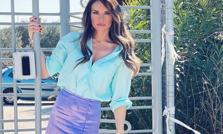 Τσολάκη: Είδε τον εαυτό της στο Μακεδονία tv το 2008 και αντέδρασε κάπως έτσι