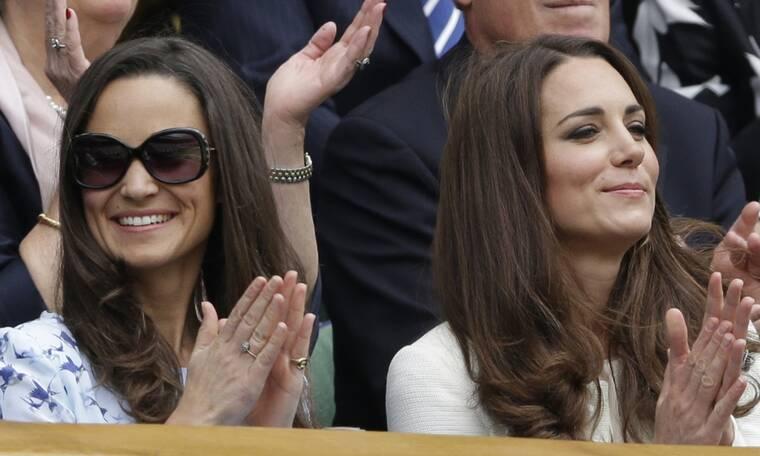 H μητέρα της Kate Middleton μόλις επιβεβαίωσε την εγκυμοσύνη (photos + video)