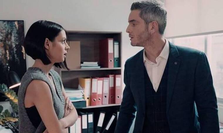 8 λέξεις: Ο Αιμίλιος βάζει τέλος στη σχέση του με την Ελισάβετ - Δες τα πρώτα πλάνα