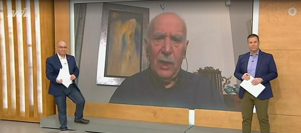 Καλημέρα Ελλάδα: Εκτός ο Γιώργος Παπαδάκης λόγω κρούσματος κορονοϊού
