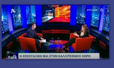 Ντενίση: «Ο Λιγνάδης ήταν πολύ εντάξει μαζί μου, δεν ήξερα όμως τι έκανε μετά στη ζωή του»