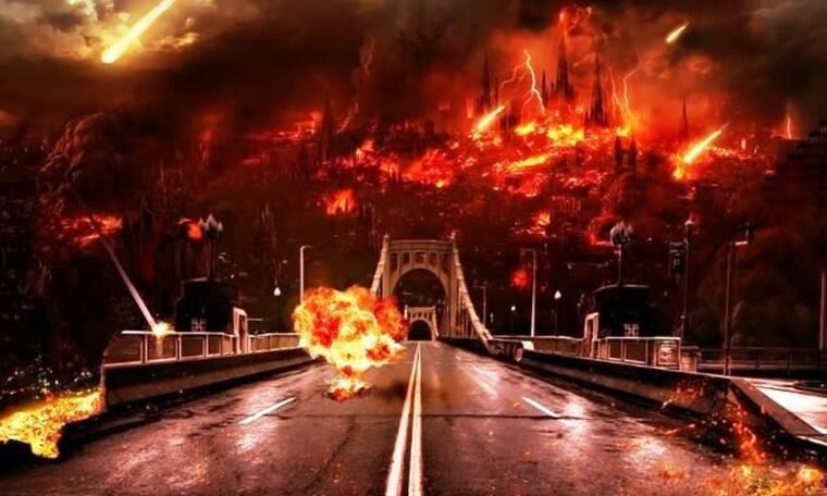 Μπορούμε να μαντέψουμε πώς θα αντιδράσεις, αν μάθεις ότι καταστρέφεται ο κόσμος