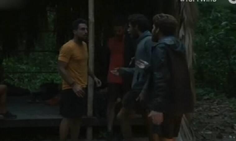 Survivor: Ποια λέξη κρυβόταν πίσω από το «μπιπ» του James στην Μαριαλένα για τον Σάκη;