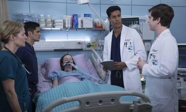 Ο Καλός Γιατρός: Η αμερικάνικη δραματική σειρά καθημερινά στον ΑΝΤ1 από Δευτέρα!