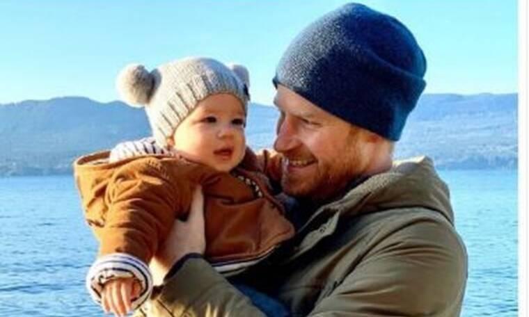 Μετά από έναν χρόνο βλέπουμε ξανά τον γιο της Meghan και του Harry