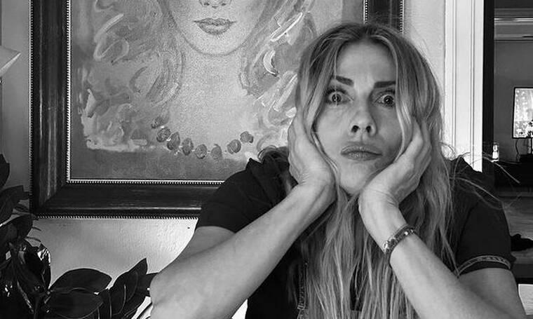 Σμαράγδα Καρύδη: Βρέθηκε θετική στον κορονοϊό  και αυτή είναι η πρώτη της ανάρτηση
