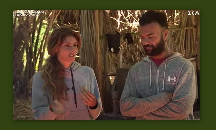 Survivor: Η ατάκα του Περικλή για την Ανθή που θα συζητηθεί