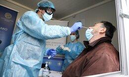 Κορονοϊός: Πάνω από 2.000 rapid test την Κυριακή - Πόσα θετικά δείγμα βρέθηκαν