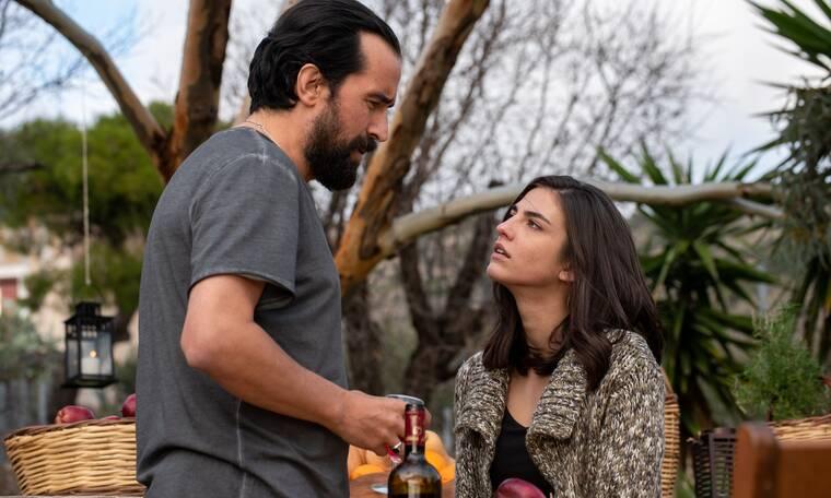 Έξαψη: Η Κλαίρη συναντά τον Αλέξανδρο και το πάθος ξαναζωντανεύει