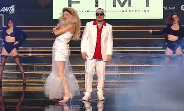YFSF All Star: Το απολαυστικό ντουέτο Ματιάμπα - Αλευρά ως Madclip και Josephine!