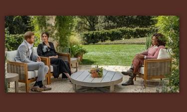 Oprah Winfrey:To αστρονομικό ποσό που πήρε από το CBS για την συνέντευξη του Harry και της Meghan