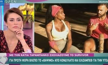 Survivor: Η Ταραμπάνκο έστειλε.... συλλυπητήρια στην Ελέτσι και το Twitter «πήρε φωτιά»