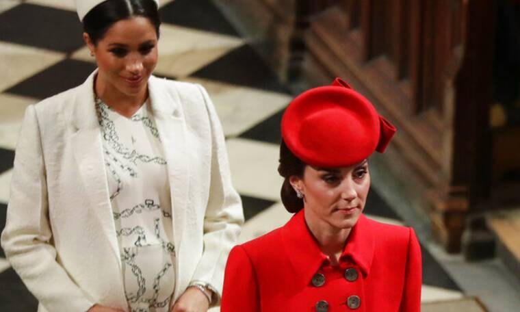 Συνέντευξη Μέγκαν Μαρκλ: Όλη η αλήθεια για τον καυγά με την Kate Middleton