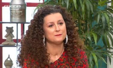 Κατερίνα Βρανά: «Το βρήκα σουρεάλ να είμαι και παράλυτη και τυφλή»