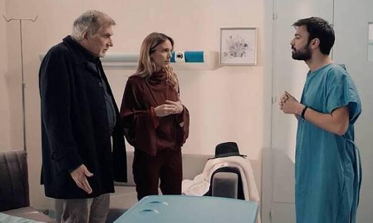 8 λέξεις: Ο Οδυσσέας κάνει τις τελευταίες συνεδρίες με τον γιατρό του