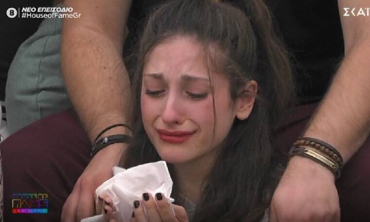 House of Fame: Ξέσπασε σε κλάματα η Αλεξάνδρα – Τι συνέβη;