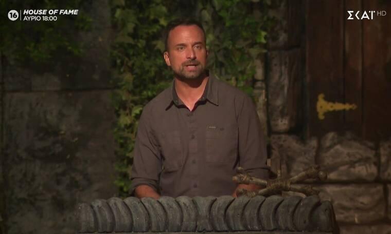 Survivor: Αυτός είναι ο πρώτος υποψήφιος παίκτης για αποχώρηση