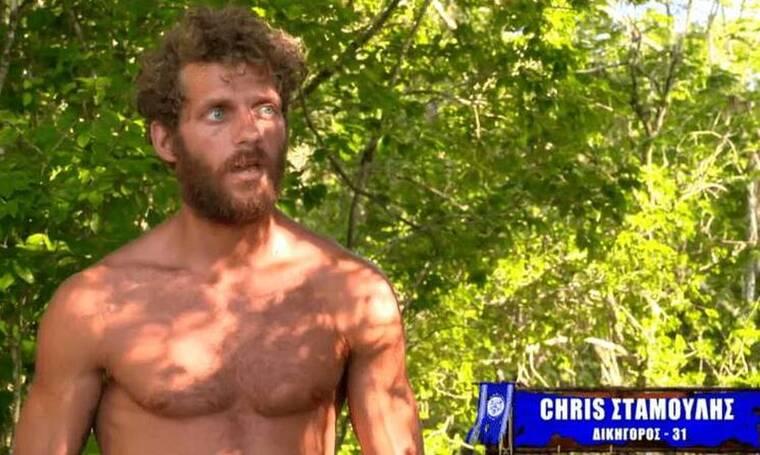 Survivor: Η πρώτη ανάρτηση του Chris μετά την αποχώρησή του και το νέο look