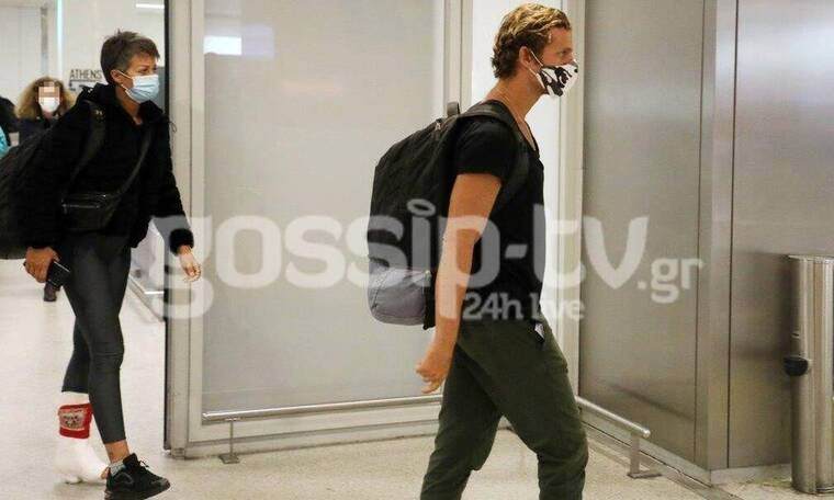Survivor: Μετά  το κυνηγητό στο αεροδρόμιο εξαφανίστηκε ο Chris – Δείτε το επίμαχο βίντεο!