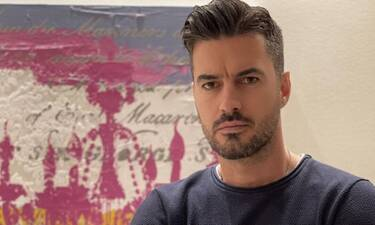 Γιάννης Τσιμιτσέλης: Δείτε την τεράστια αλλαγή στο look του!