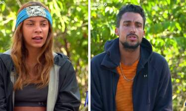 Survivor: Σάκης και Μαριαλένα «καρφώνουν» την κλίκα της Μπλε ομάδας: «Πρέπει να φύγει ένας»