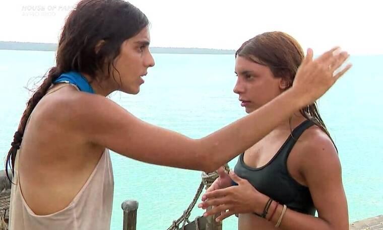 Survivor: Άγριος καβγάς ανάμεσα σε Άννα Μαρία και Μαριαλένα – Ατάκες φωτιά!
