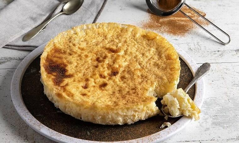Φτιάξτε ρυζόγαλο στον φούρνο από τον Άκη Πετρετζίκη