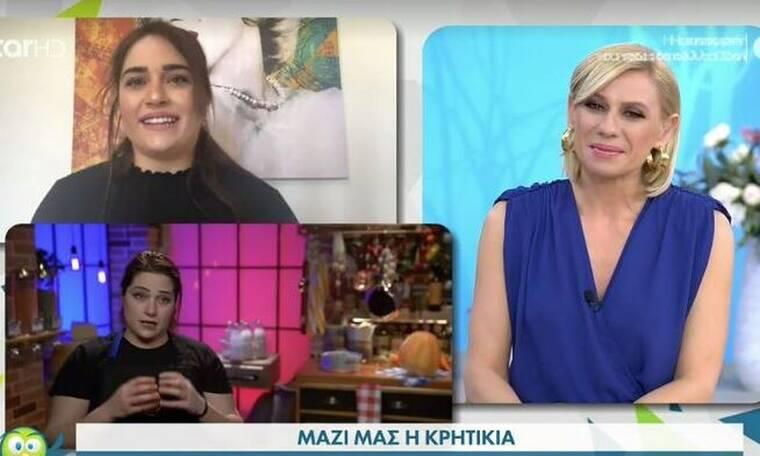 Masterchef: Οι πρώτες δηλώσεις της Ηρώς Περουλάκη μετά την αποχώρησή της