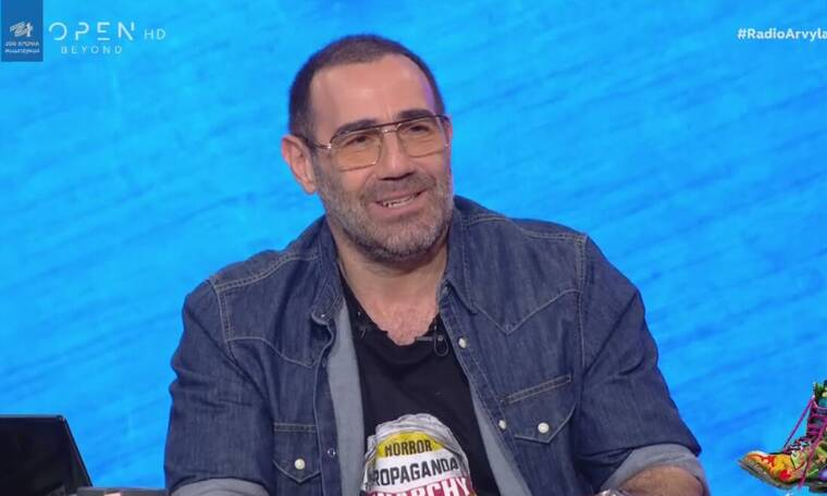 Ράδιο Αρβύλα: Ζήτησε συγνώμη από τους τηλεθεατές ο Αντώνης Κανάκης - Τι συνέβη;