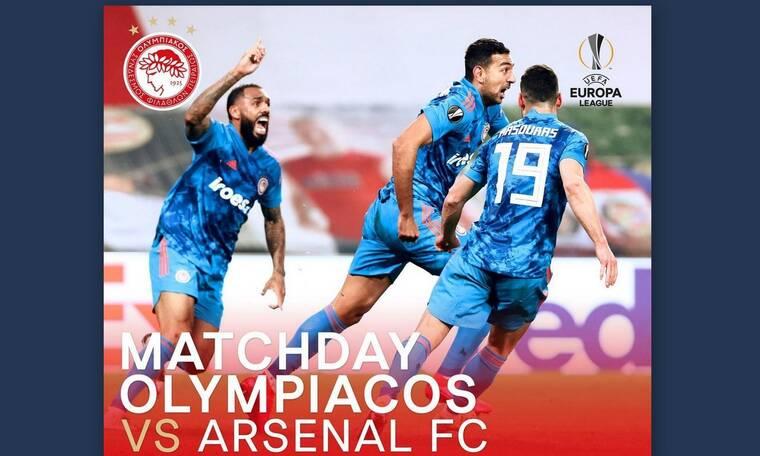 Europa League: Η μεγάλη βραδιά του Ολυμπιακού