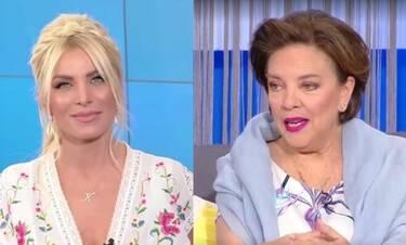 Μάρα Μεϊμαρίδη: «Θέλω να δω την Κατερίνα με μια όμορφη οικογένεια που τόσο επιθυμεί»