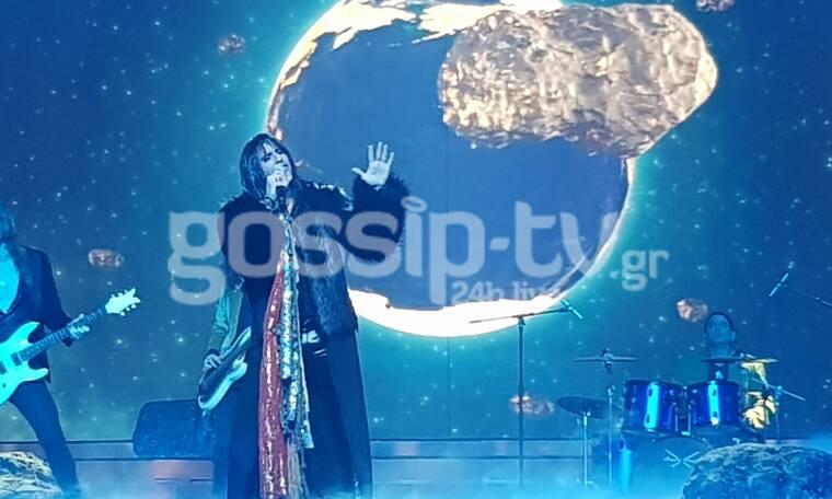 YFSF All Star: Ρόκαρε on stage και έσκισε ο Ίαν Στρατής