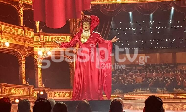 YFSF All Star: Ο Ματιάμπα έγινε γυναίκα και τραγούδησε Στανίση σε όπερα!