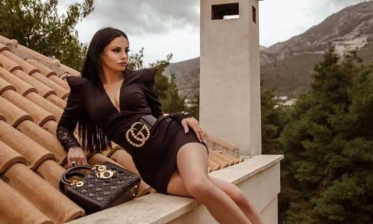 Δήμητρα Αλεξανδράκη: Πήγε Θεσσαλονίκη και έκανε ποδαρικό στο νέο διαμέρισμα της Τούνη