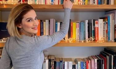 Νάντια Μπουλέ: Δείτε την υπεροχή μεζονέτα της - Θα την λατρέψατε!
