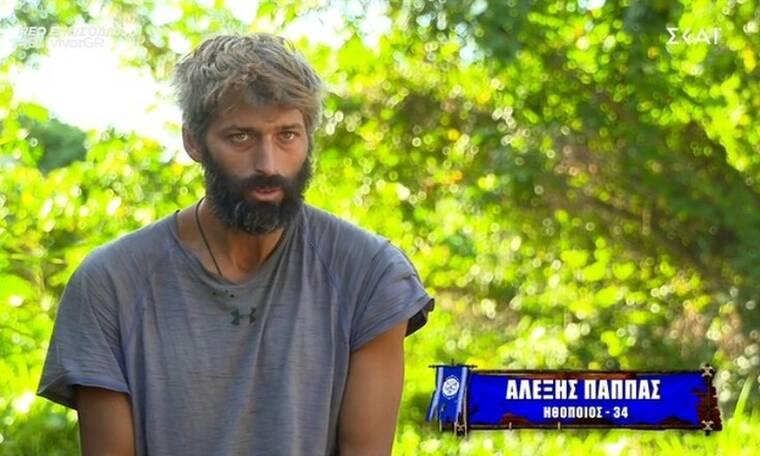 Survivor: Η μεγάλη αλλαγή στην εμφάνιση του Αλέξη Παππά μέσα σε τρεις μήνες