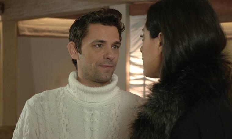 Έλα στη θέση μου: Η Ρενάτα εγκαταλείπει τον Μάρκο και επιστρέφει στην αυλή
