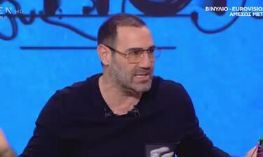 Ράδιο Αρβύλα: Σε απόγνωση ο Αντώνης Κανάκης - Το τραγούδι - αφιέρωση στον Χαρδαλιά