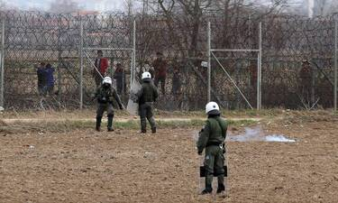 Έβρος: «Πυροβολισμοί Τούρκων κατά της Frontex» - Τι αναφέρουν στρατιωτικές πηγές στο Newsbomb.gr